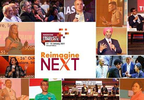 NASSCOM Hosts The First Ever Virtual NASSCOM Product Conclave 2021